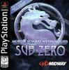 Mortal Kombat Mythologies:Sub Zero - PS1 Game