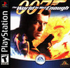 007 The World is Not Enough - PS1 Game
