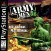 Army Men 3D - PS1 Game