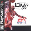 NBA Live 98 - PS1 Game