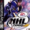 NHL 2000 - PS1 Game