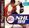 NHL 99 - PS1 Game