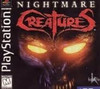 Nightmare Creatures - PS1 Game