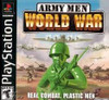 Army Men World War - PS1 Game