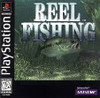Reel Fishing - PS1 Game