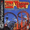 Sim Theme Park - PS1 Game