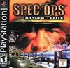 Spec Ops: Ranger Elite - PS1 Game