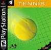Tennis Game - PS1 Game
