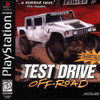 Test Drive Off Road - PS1 Game