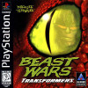 Transformers:Beast Wars Transmetals - PS1 Game