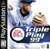 TRIPLE PLAY 99 - PS1 Game