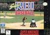 Super R.B.I. Baseball - SNES Game