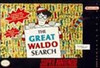 Great Waldo Search, The - SNES Game
