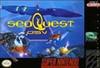 SeaQuest DSV - SNES Game