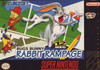 Bugs Bunny:Rabbit Rampage - SNES Game