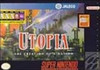 Utopia - SNES Game