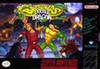 Battletoads/Double Dragon - SNES Game