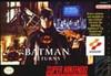 Batman Returns - SNES Game