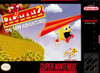 Pac-Man 2 New Adventures - SNES Game