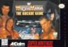 Wrestlemania The Arcade - SNES Game