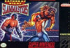 Saturday Night Slam Masters - SNES Game