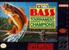 TNN Bass Tournament of Champions - SNES Game