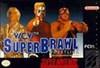 WCW Super Brawl Wrestling - SNES Game