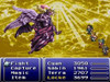 Final Fantasy III  Super Nintendo SNES Game for sale rpg screen shot pic.