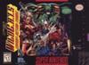 Jim Lee's Wild Cats - SNES Game