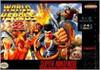 World Heroes 2 - SNES Game