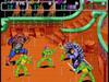 Teenage Mutant Ninja Turtles IV Turtles in Time - SNES Game Screen