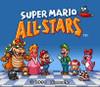 Super Mario All-Stars - SNES Game title screen