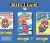 Super Mario All-Stars - SNES Game title menu