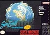 SIM Earth The Living Planet - SNES Game