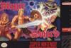 Magic Sword - SNES Game