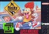 Rocky Rodent - SNES Game