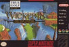 Wicked 18 Golf - SNES Game