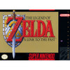 Legend of Zelda A Link To the Past - SNES box front
