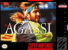 Andre Agassi Tennis - SNES Game