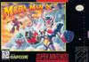 Mega Man X3 - SNES Game Box Art