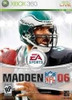 Madden NFL 06 - Xbox 360 Game