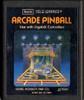 Arcade Pinball - Atari 2600 Game