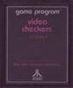 Video Checkers - Atari 2600 Game