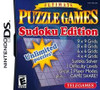 Puzzle Games Sudoku Edition - DS Game