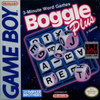 Boggle Plus - Game Boy