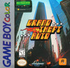Grand Theft Auto - Game Boy