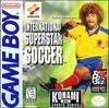 International Superstar Soccer - Game Boy