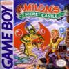 Milon's Secret Castle - Game Boy