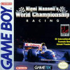 Nigel Mansell's World Championship Racing - Game Boy