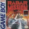 Radar Mission - Game Boy